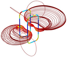Modeling RFID Antenna with COMSOL Multiphysics
