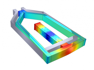 MEMS Module in COMSOL Multiphysics