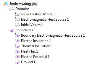 After sorting in COMSOL Multiphysics Version 4.3