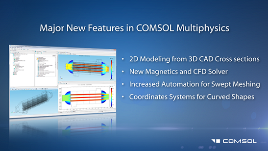 This Just In: COMSOL Multiphysics 4.3b | COMSOL Blog