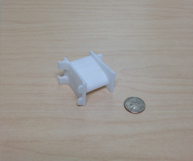 How to 3D print COMSOL models, a turbine stator example