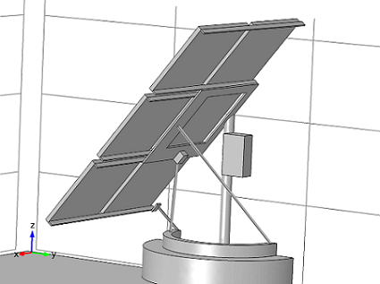 Efficient solar panel design improves the pv industry for Solar panel blueprint