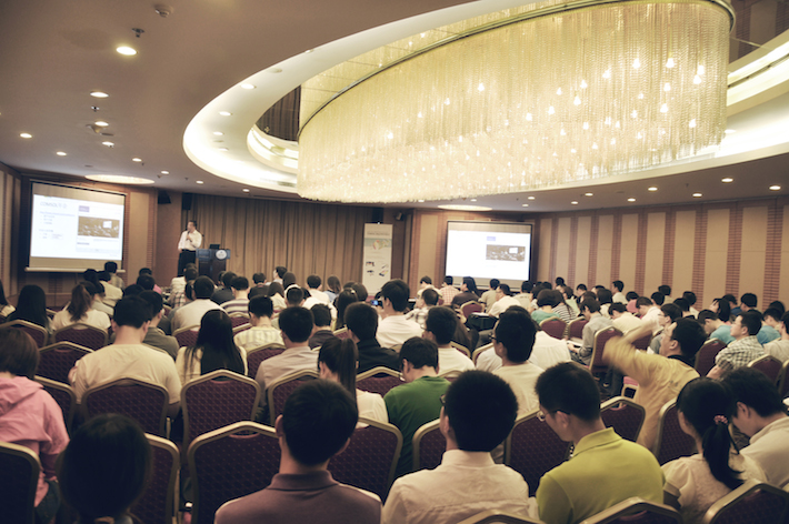 COMSOL Multiphysics 4.4 Launch Event in China