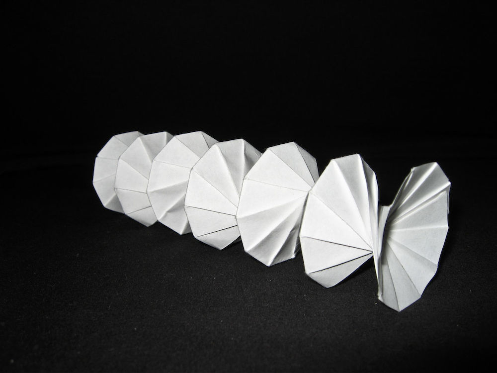 Solving A Space Problem With Origami Principles Comsol Blog
