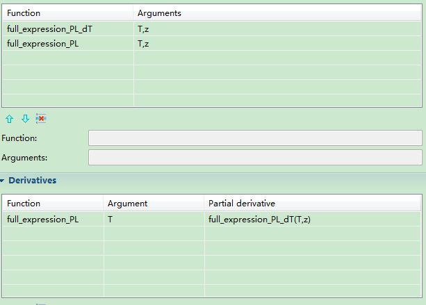 Error in user-defined matlab function