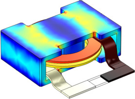 Modeling of a 3D Inductor
