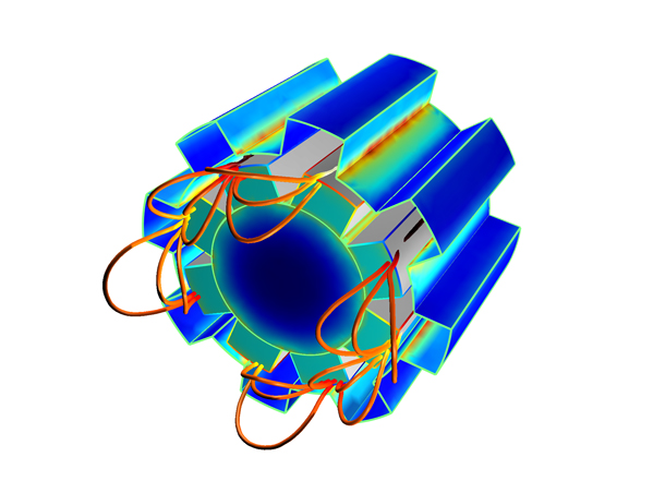 Image Gallery Comsol Multiphysics 3 4 Images