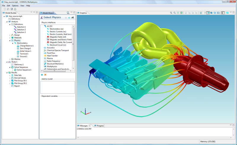 Beta Edition of COMSOL Multiphysics Version 4.0 Released ...